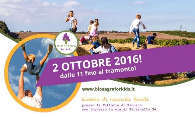 qbpost – BIO*SAGRA for KIDS 2016 replica alla Fattoria di Fiorano