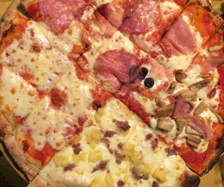 "qbpost – indirizzo pizza ""family friendly"" Straforno a San Basilio"