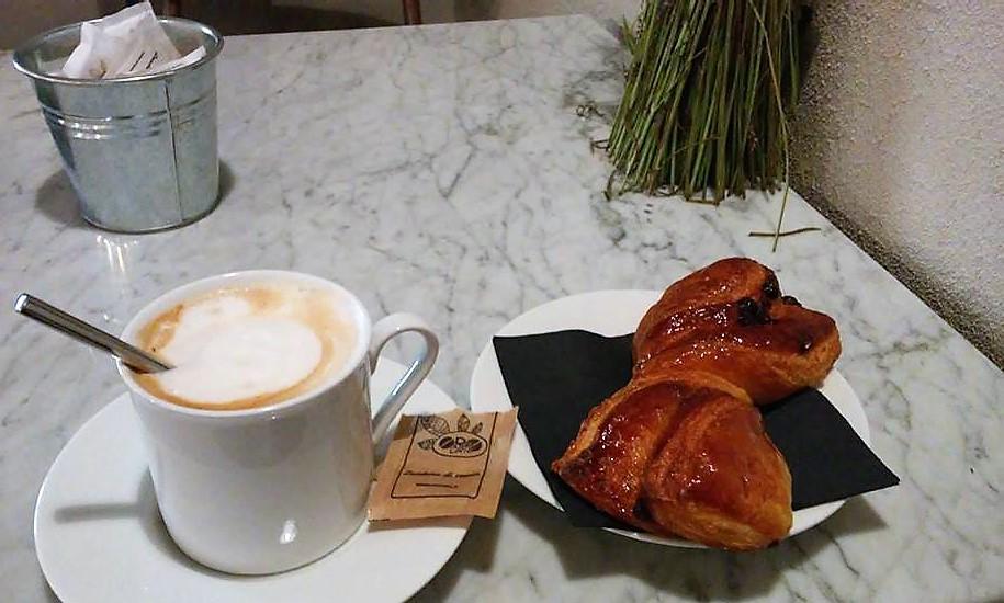Santi Sebastiano e Valentino - colazione