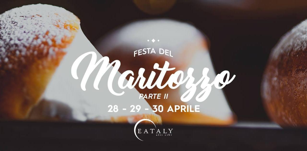 Festa del Maritozzo da Eataly Roma, si bissa il 28-29-30 Aprile 2017