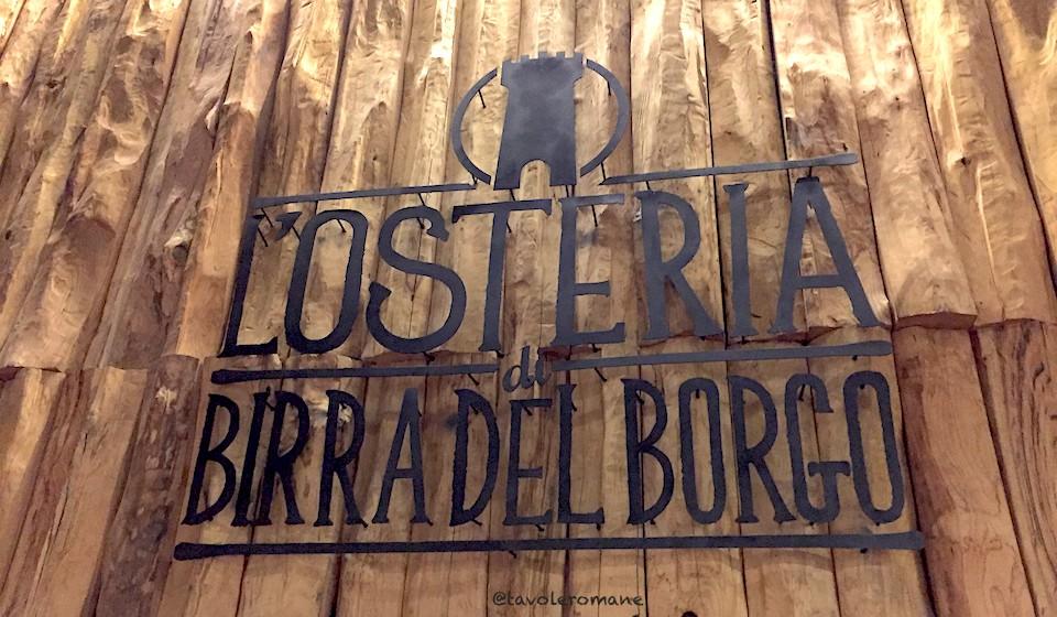 L'Osteria di Birra del Borgo apre a Roma nel quartiere Prati