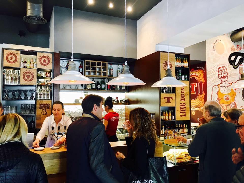 Tonico Café Roma