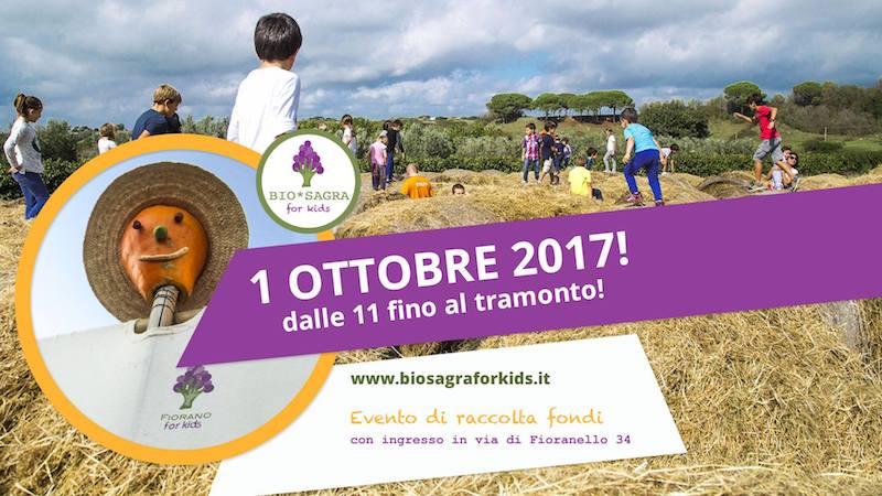 BIO*SAGRA for kids 2017