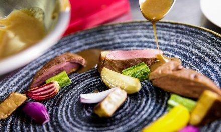 Doppio, a Trastevere il nuovo ristorante firmato dallo Chef stellato Di Iorio