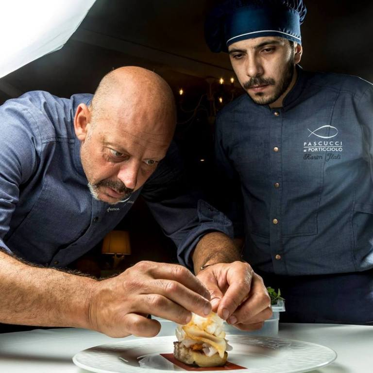 Chef Gianfranco Pascucci