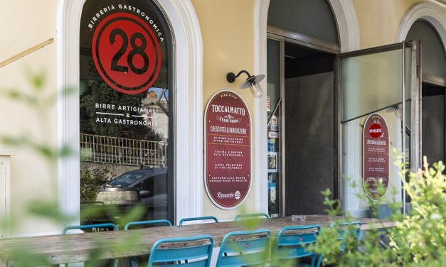 28 Birreria Gastronomica: restyling e nuovo format per la Brasserie in zona Ponte Milvio