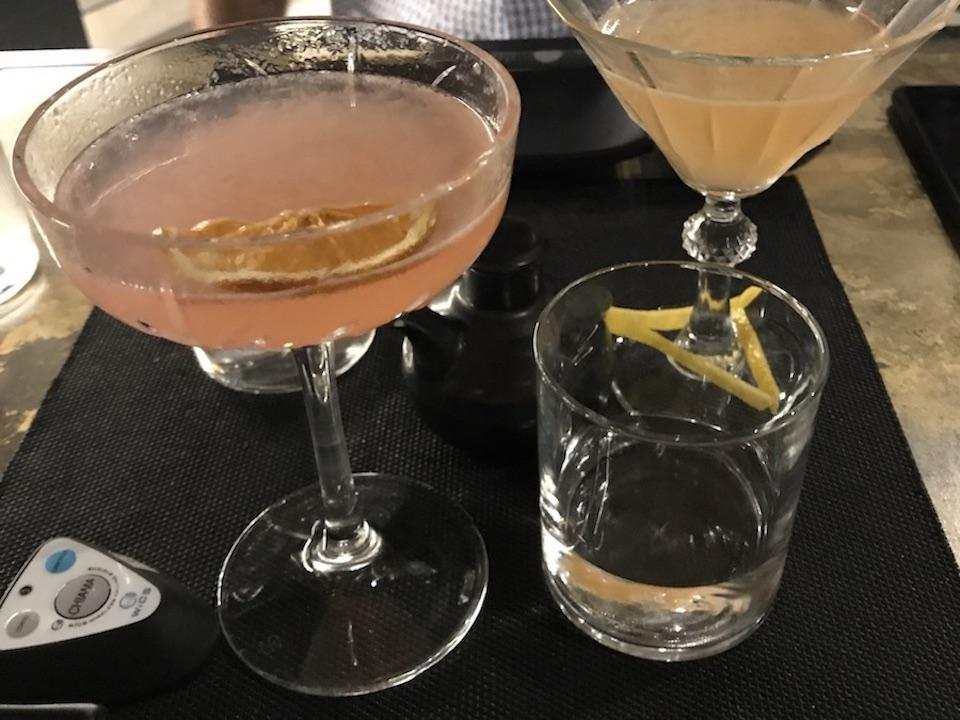 Tiki Maki - Cocktails