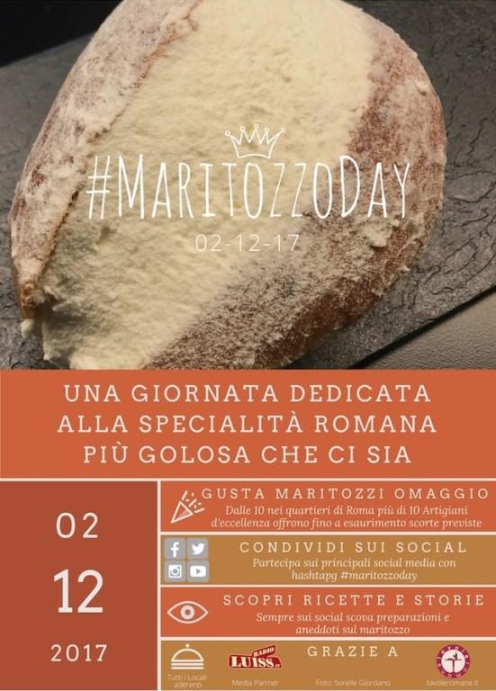 Maritozzo Day Locandina