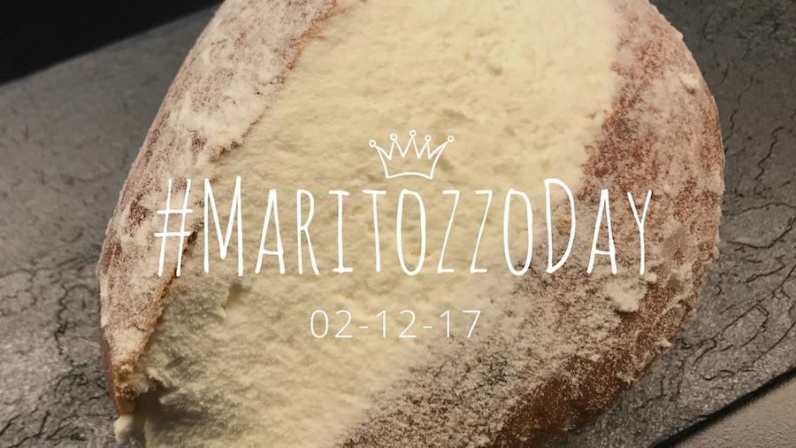 Maritozzo Day cover