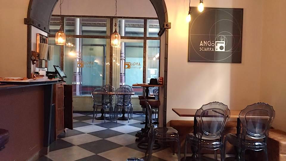 Angolo Sciarra, novità nel Centro di Roma dalla colazione alla cena in atmosfera liberty