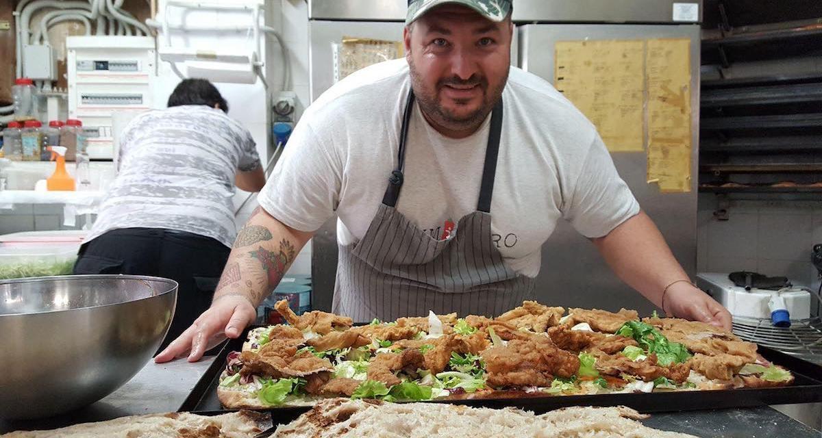 Pommidoro di Mirko Rizzo, pizza al taglio gourmet a Centocelle (guest post)