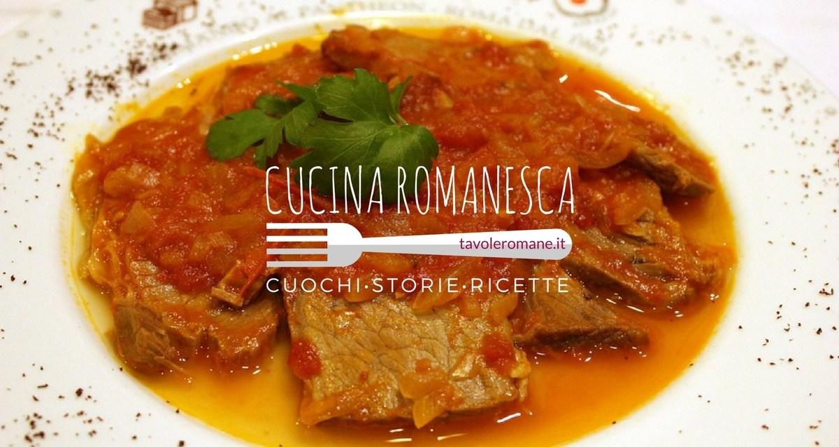 Cucina Romanesca: La tradizione del Lunedì con il Bollito alla Picchiapò di Claudio Gargioli