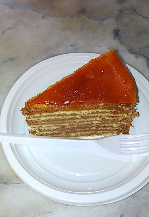 La Dolce Roma - torta