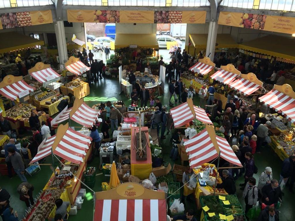 Colazione di Pasqua - Mercato Circo Massimo