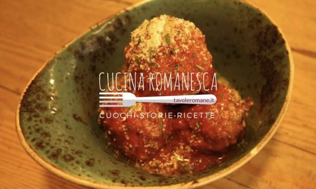 Cucina Romanesca: La Tradizione del Martedì con le Polpette alla Romana di Vincenzo Mancino di DOL