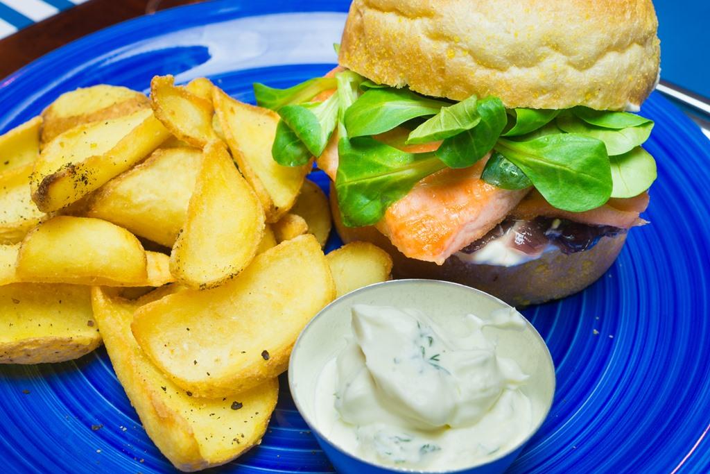 Banchina 63 - Burger 2