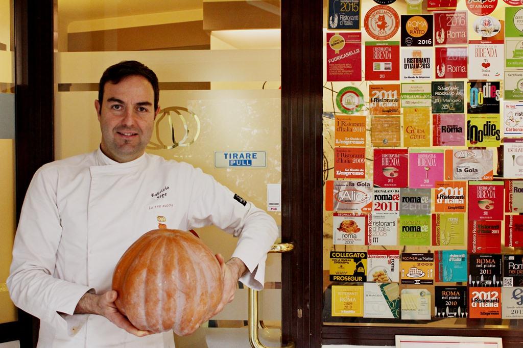 Cucina Romanesca- Copetina 2