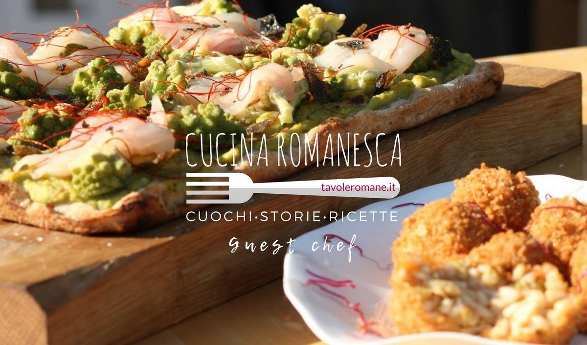 Cucina romanesca broccoli e arzilla secondo pizzeria for Cucina giudaico romanesca