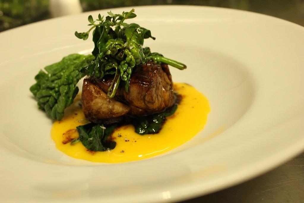 Cucina Romanesca - Animella piatto