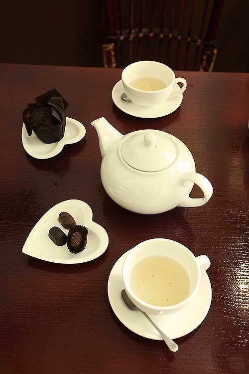Fiorditè - the e cioccolato