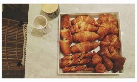 Materia Cafè Roma, colazione dolce e salata in atmosfera nordeuropea