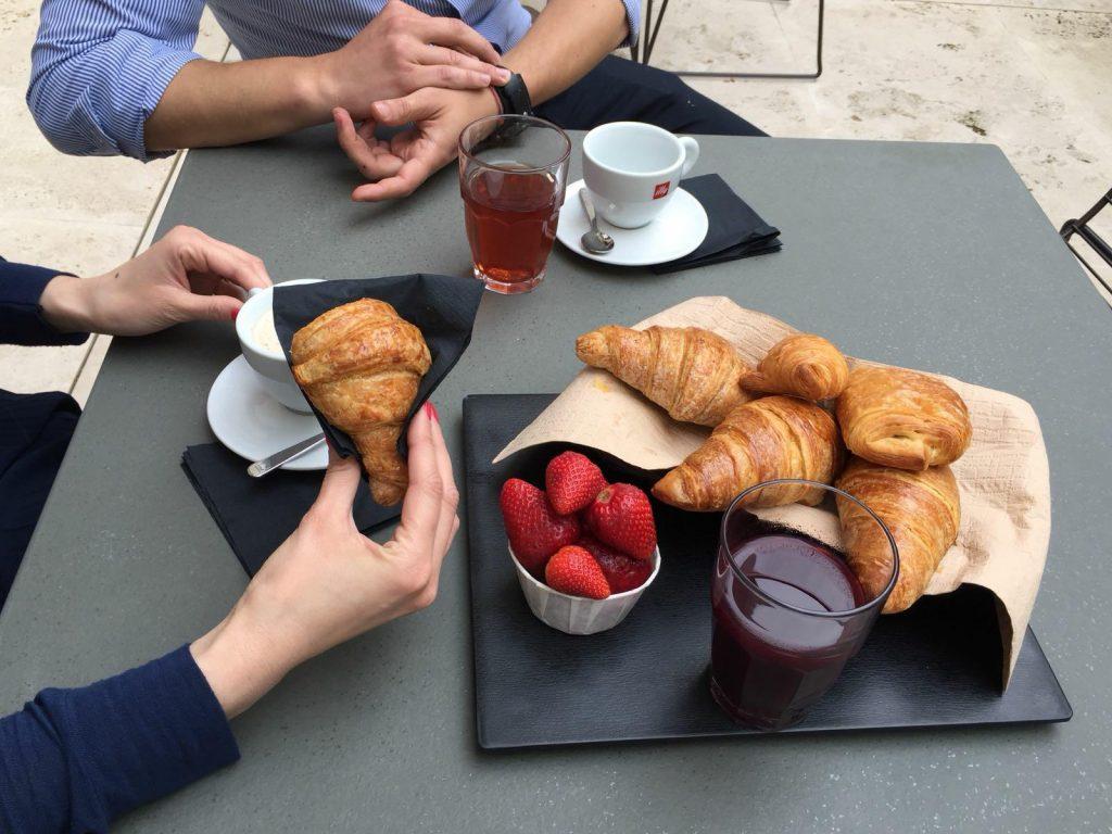 Palazzo Merulana - colazione