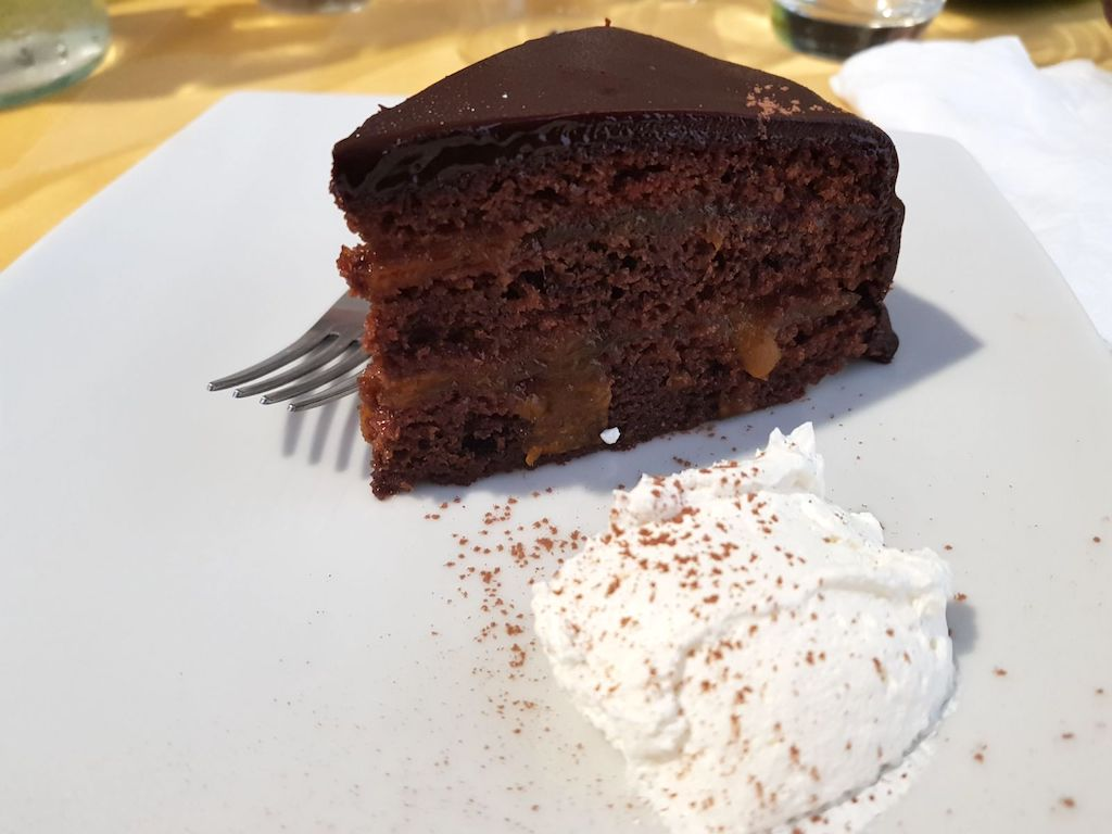 Ristoro - torta