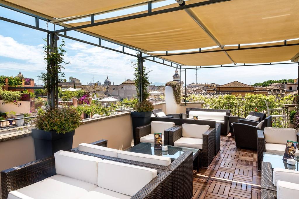 Aperitivi top - Hotel Indigo