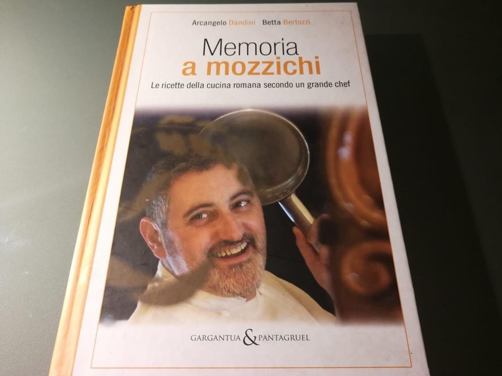 Cucina Romanesca - Memoria a mozzichi