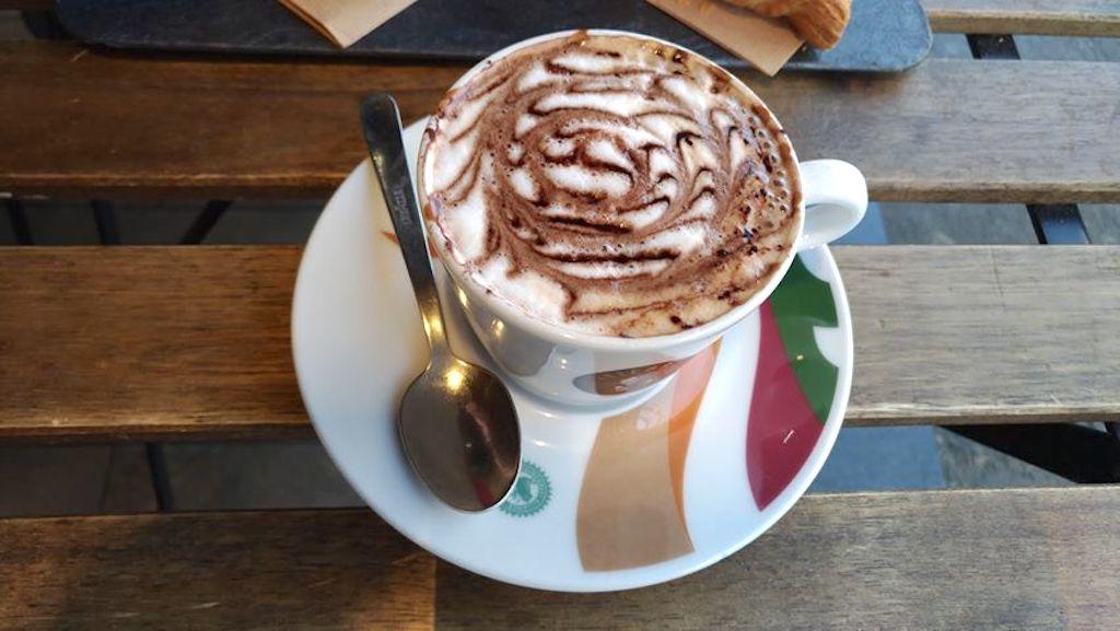 Sorelle Giordano - cappuccino