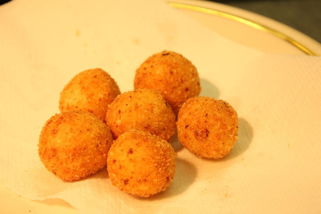 Cucina Romanesca Polpetine 3