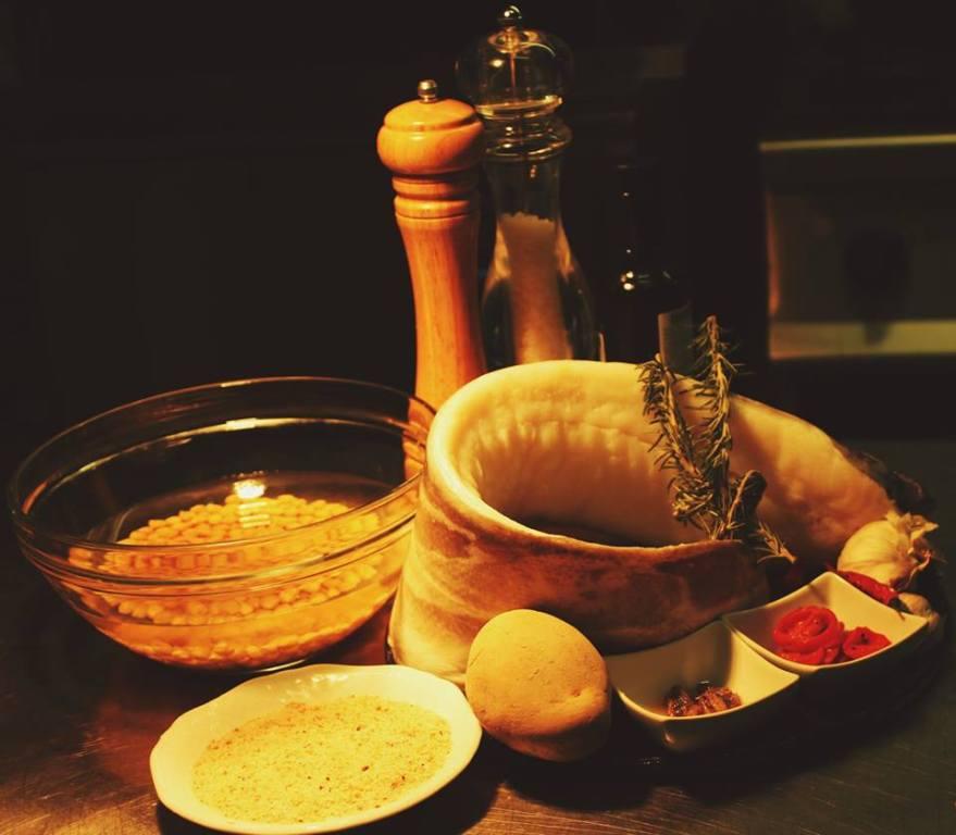 Cucina Romanesca - baccalà ingredienti