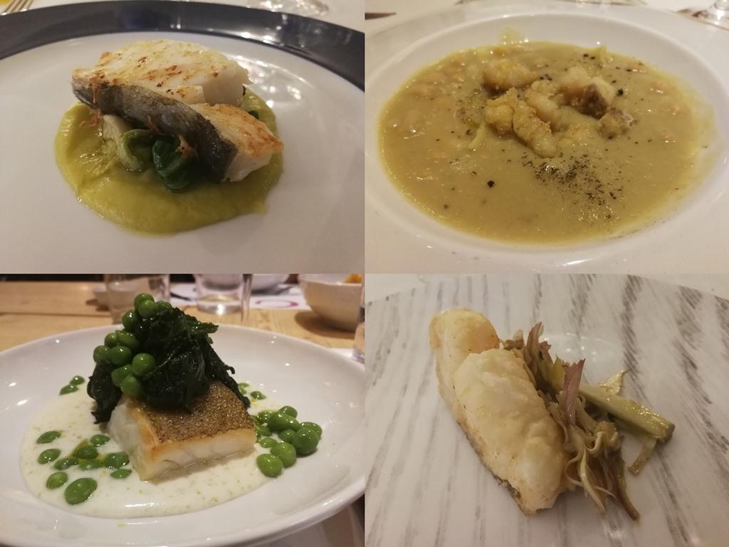 Cucina Romanesca - collage