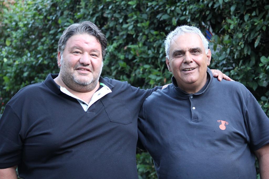 Pizza Romana - Stefano e Flavio
