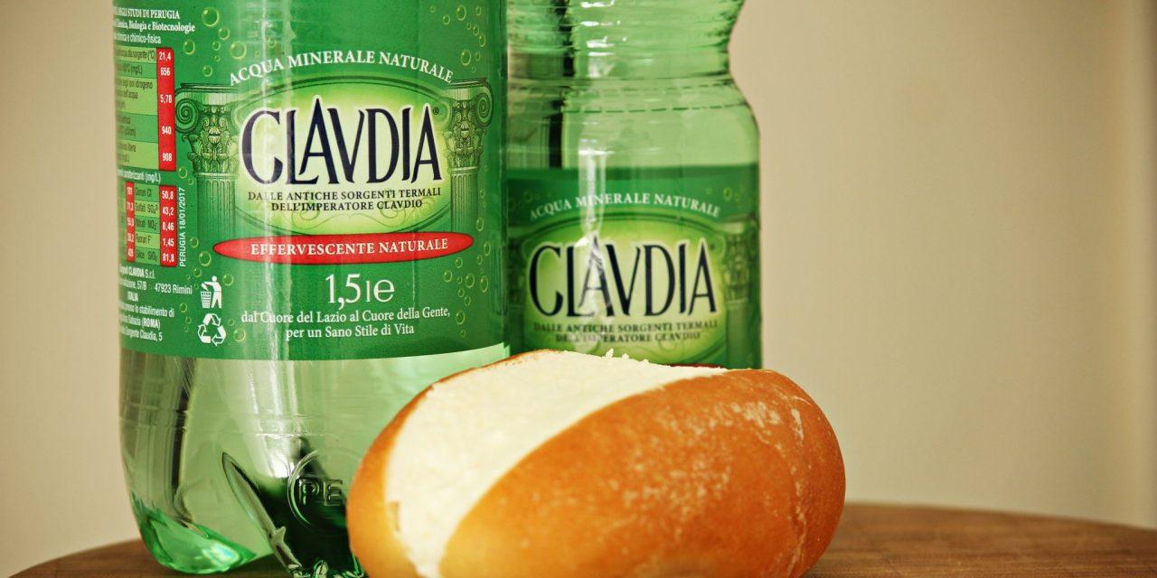 E voi quanto ne sapete di Acqua Clavdia, sponsor ufficiale del Maritozzo Day 2018?