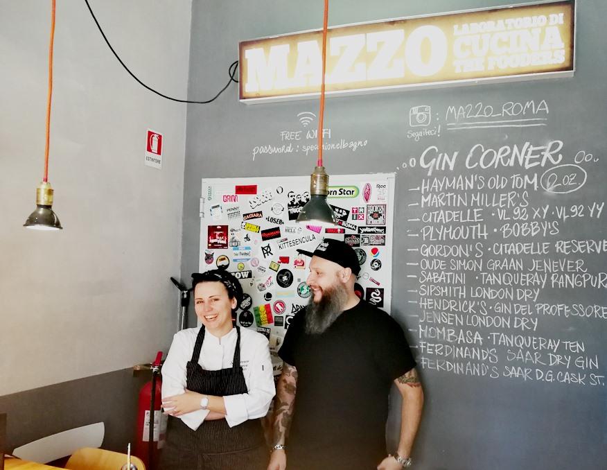 Cucina Romanesca - Mazzo 1
