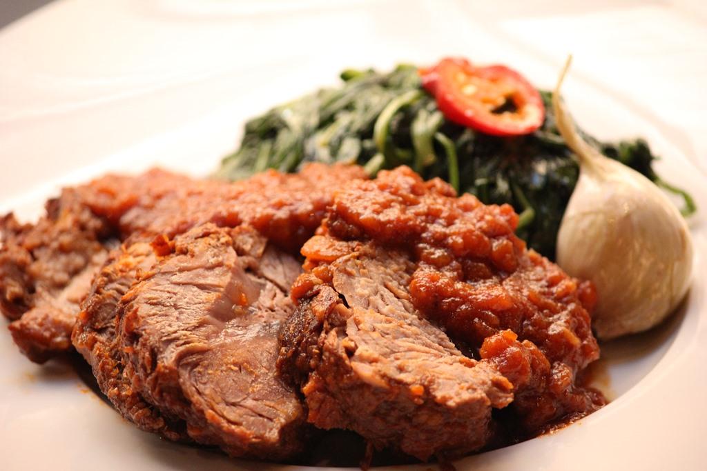 Cucina Romanesca - Garofolato