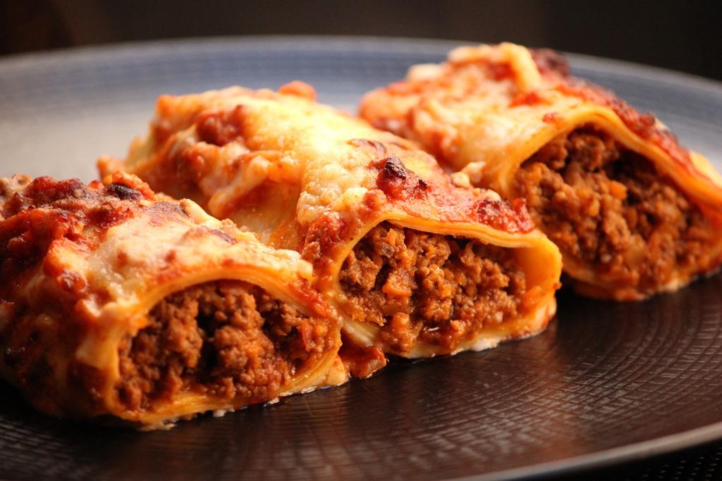 Cucina Romanesca - cannelloni