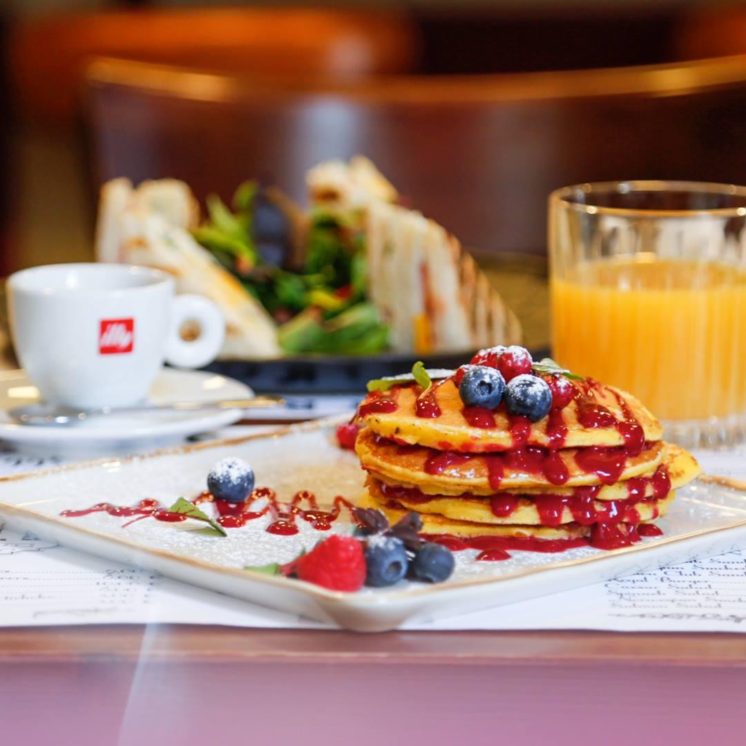 Centro-pancake