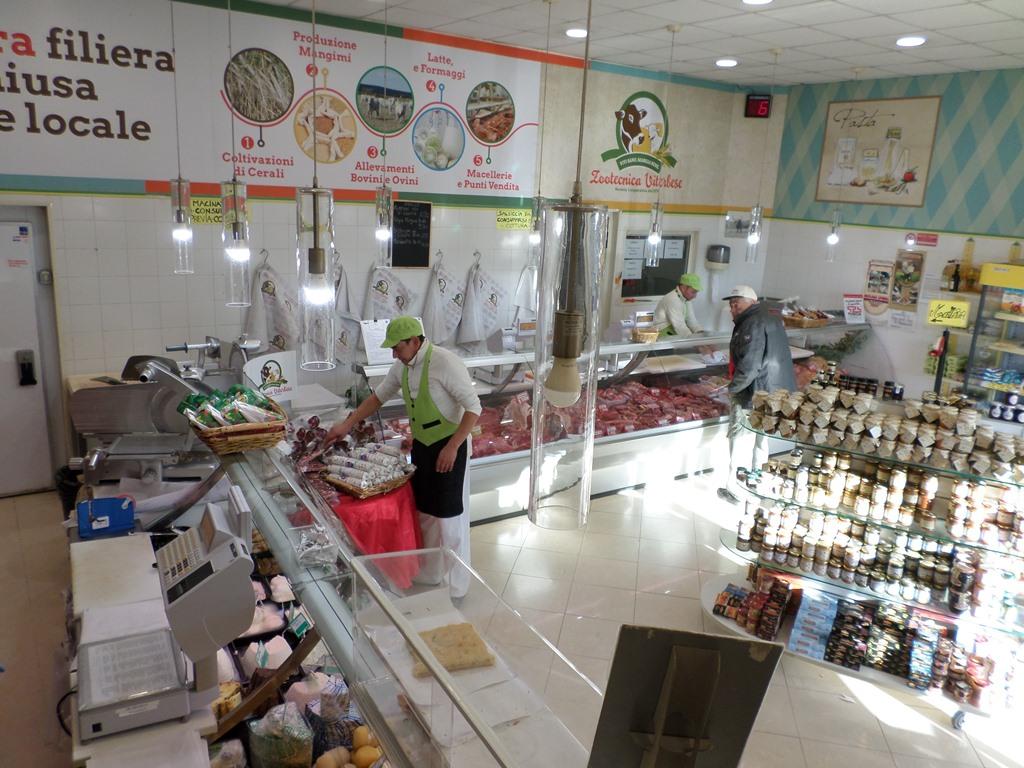 Cucina Romanesca - Zootecnica