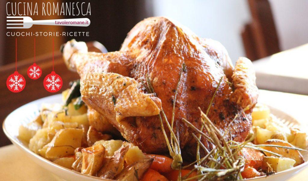 Cucina romanesca il natale con manuel e nicol for Cucina giudaico romanesca