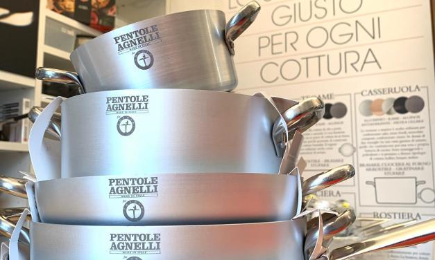 """Contest """"La mia Cucina Romanesca"""": pentole Agnelli per Tavole Romane a Two Cookies in the world"""