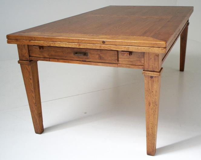 Tavoli in legno da osteria