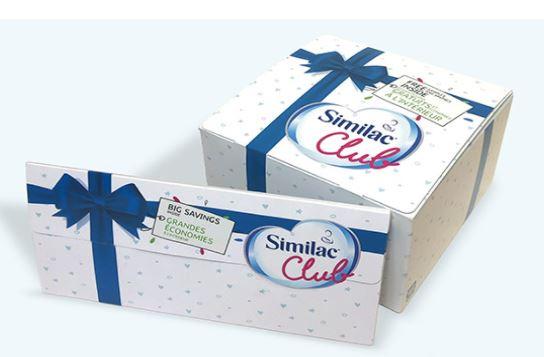 Baby Freebies - Similac Club