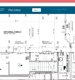 rems plan editor visual electrical estimating  [ 1280 x 768 Pixel ]