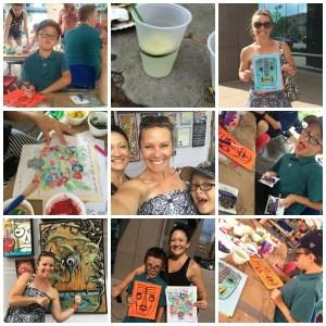 Summer Goals, Arts Festival, Denver, Colorado