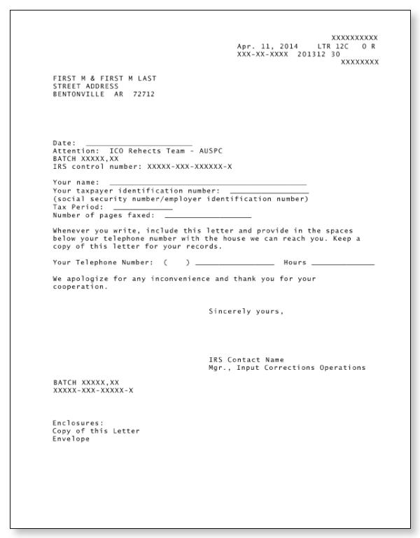 Audit Response Letter Sample Gallery Download CV Letter