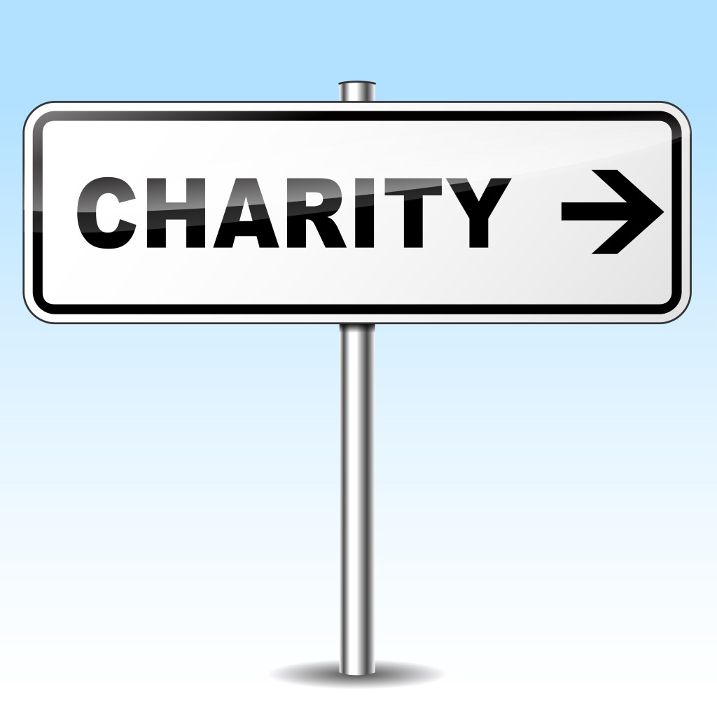 Charitable Contributions For Tax Year