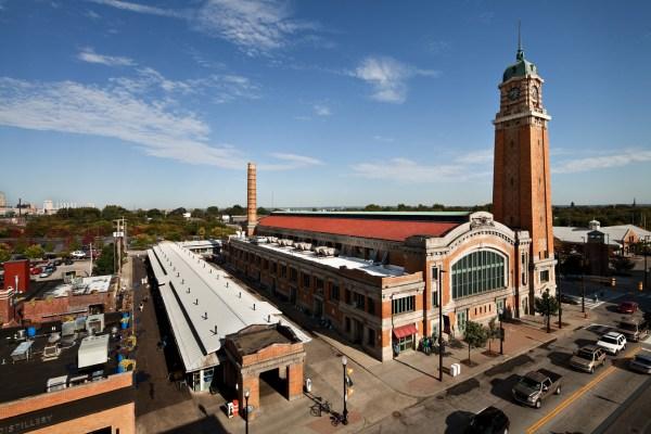West Side Market Barney Taxel