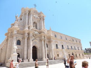 Escursione dal porto di Catania Siracusa e Noto